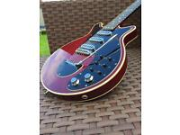 '93 Guild Brian May BM01 Signature Pro Red Special