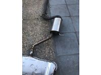Audi A3 or Golf Exhaust 2L TDI from 2003-2008