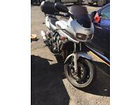 Yamaha fazer 600cc cheap!!