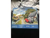Jigsaw puzzle £5