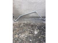 Galvanised Hand Rails - taken off house steps - £40