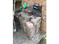 Block pavers *approx 250*