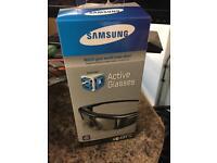 Samsung 3D glass