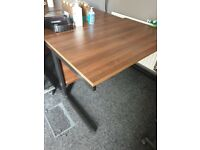 FREE office desks to collect ASAP