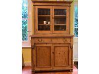 Antique pine dresser - very nice condition