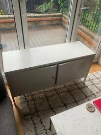 IKEA White TV Stand/Cabinet