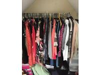 Huge bundle of women's ladies clothes sizes 8 and 10