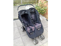 """Double Buggy """"Mini City Jogger"""" For Sale"""