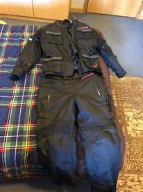 Motorbike kit and Boots