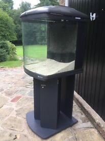 Boyu tl550 fish tank