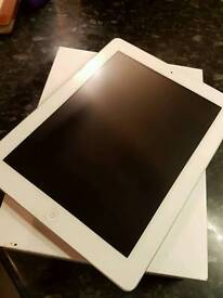 Ipad 4th Gen Retina Display WiFi and 4g white