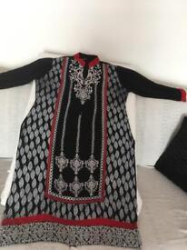 Asian suit/dress
