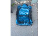 Samsonite Wheeled Backpack Luggage waterproof
