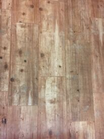 Good quality wood effect floor and wall tiles