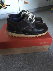 Kickers child size 10 brand new