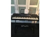 Pitchmaster 61 Electronic Keyboard and Stand