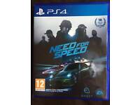 NFS NEED FOR SPEED PS4 PLAYSTATION