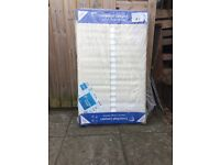 Radiator......brand new, in packaging...height 600, length 1000.....£25 Ono......buyer collects
