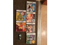8 Nintendo DS games - collect only