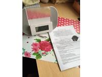 New in box Avon alarm clock with instructions