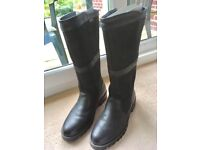 Genuine Dubarry Leitrim Boots size 9 for sale