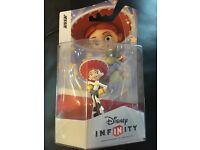 Disney infinity 2.0 Jessie figure brand new