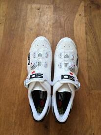 Sidi wire carbon Vernice road shoes 45.5. BARGAIN