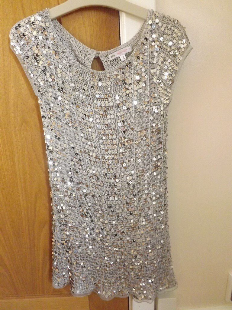 Girls Marks and Spencer Dress Age 7-8