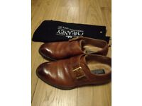 Cheaney nicky monk shoes uk 8 R