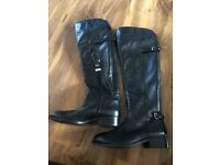 BNWT over the knee black boots - Next size 6