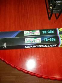 T8-30W AQUARIUM LIGHTS