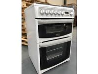 Cannon Harrogate 60cm Dual Fuel Cooker - C60DHWF