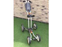 Sun Mountain 4 wheel golf trolley