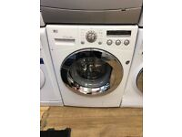 LG 8KG DIGITAL SCREEN WASHING MACHINE