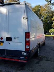 Iveco Daily 2011 extra long wheel base high top 96k