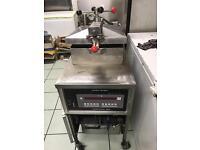 Henny Penny Chicken Pressure Fryer Computron GAS 8000