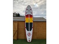 12 foot x 6' Inflatable Stand Up Paddleboard (Brand New) Including Free Accessories