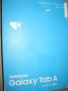 """Samsung Galaxy Tab A 16GB Tablet. 9.7"""" HD Display. Touchscreen. Wifi. Quad Core. Android. Dual Camera. Bluetooth"""