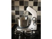 Breville stand mixer with attachments