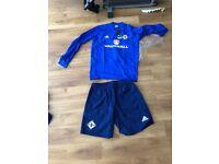 Northern Ireland training gear