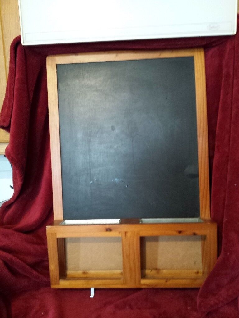 Chalkboard – Magnetic Too - Very Handy Bit of Kit! - £8