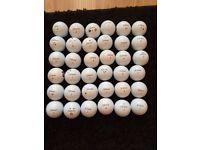 36 PROV1 GOLF BALLS FANTASTIC CONDITION