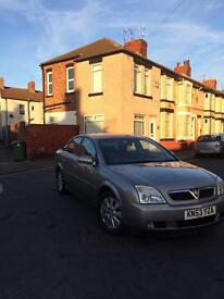 Vauxhall vectra 2.2 dti, 94k miles, 60-70 miles for £10