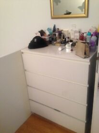 ONE BEDROOM FURNITURE all in excellent condition-BARGAIN!!!