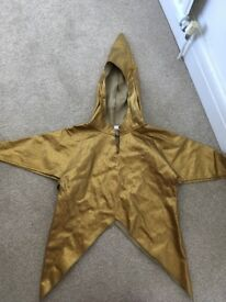 Star nativity outfit age 3-5 free