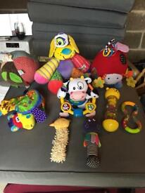 Baby toys / sensory toys