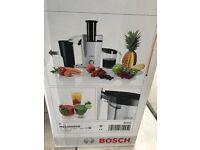 Bosch fruit processer