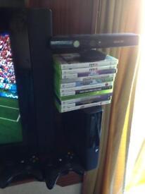 X box 360 Kinect