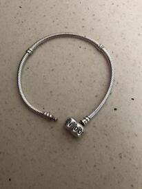 Pandora bracelet plus charms