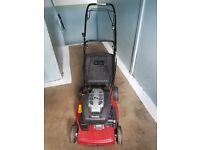 Mountfield SP454 self-propelled petrol lawnmower no texing phone only w